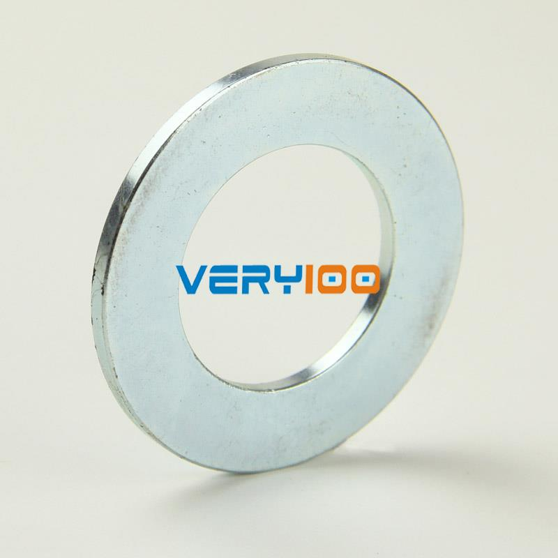 1PC Big Super Strong Countersunk Ring <font><b>Magnets</b></font> Disc <font><b>50mm</b></font> x 3mm Hole 28mm Rare Earth Neodymium N35 Free Shipping! image