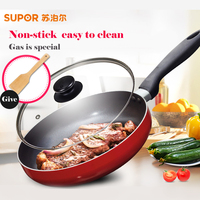 SUPOR Stainless Steel Pans Frying Pan For Eggs Panela Coatingand Induction Cooking Non Stick Cooking Tools