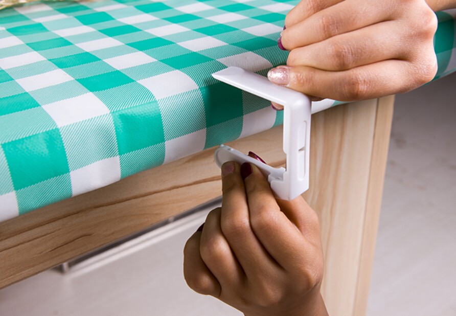 Dining Table Mat Fixed Clip Cloth Napkin In Mats Pads From Home Garden On Aliexpress