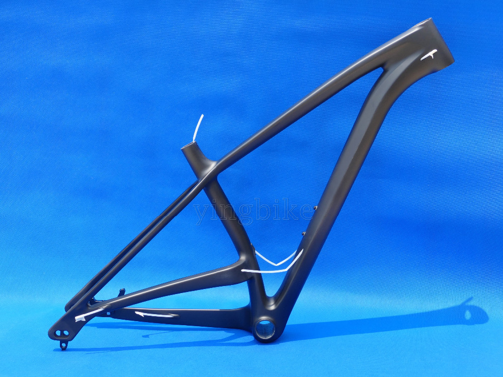 "Brand New Full Carbon Matt 29ER + Plus BOOST Mountain Bike Frame  17"" , 19"" , 21""(China)"