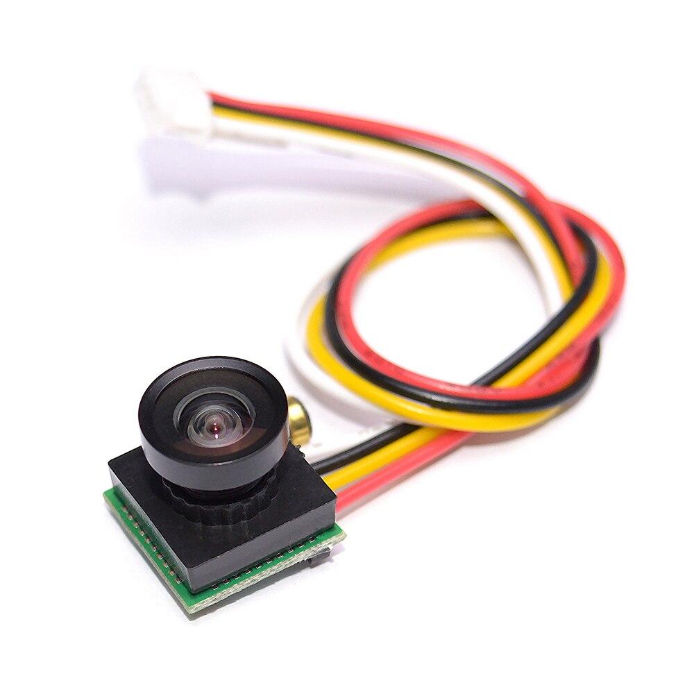 600TVL 170 degree/1200TVL 150 Gradi super piccolo video a colori mini FPV fotocamera con audio per Mini 200 250 300 Quadcopter
