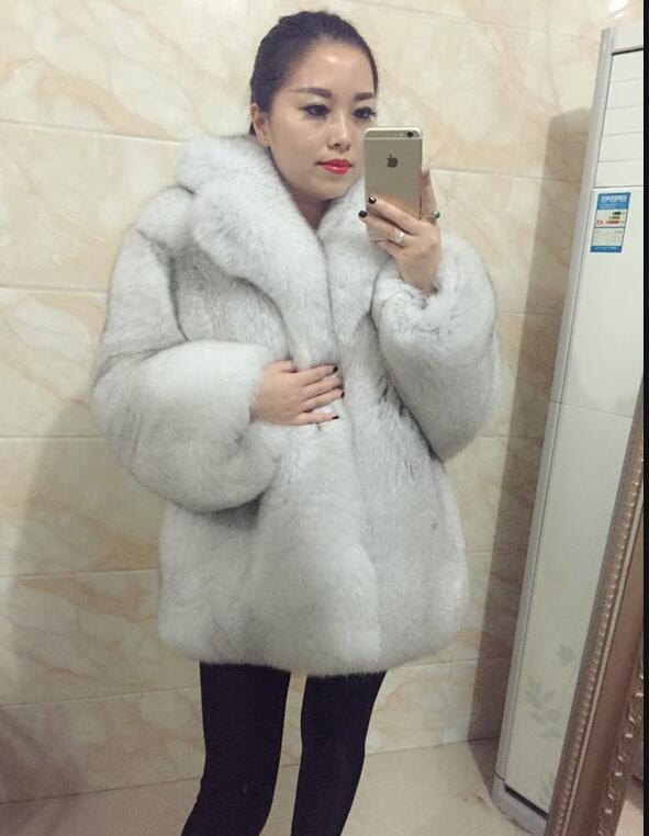 Compare Prices on Arctic Fox Fur Coat- Online Shopping/Buy Low ...