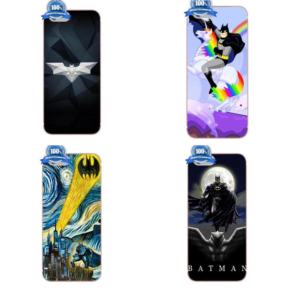 Starry Night Superhero Batman Dark Knight For Apple iPhone 4 4S 5 5C 5S SE 6 6S 7 8 Plus X For LG G4 G5 G6 K4 K7 K8 K10