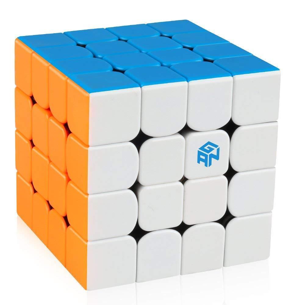Gan 460 M 4x4 Vitesse Cube Magnétique 4x4x4 Stickerless Magic Cube Puzzle 3D Twist twist Puzzle Éducatifs Intelligence