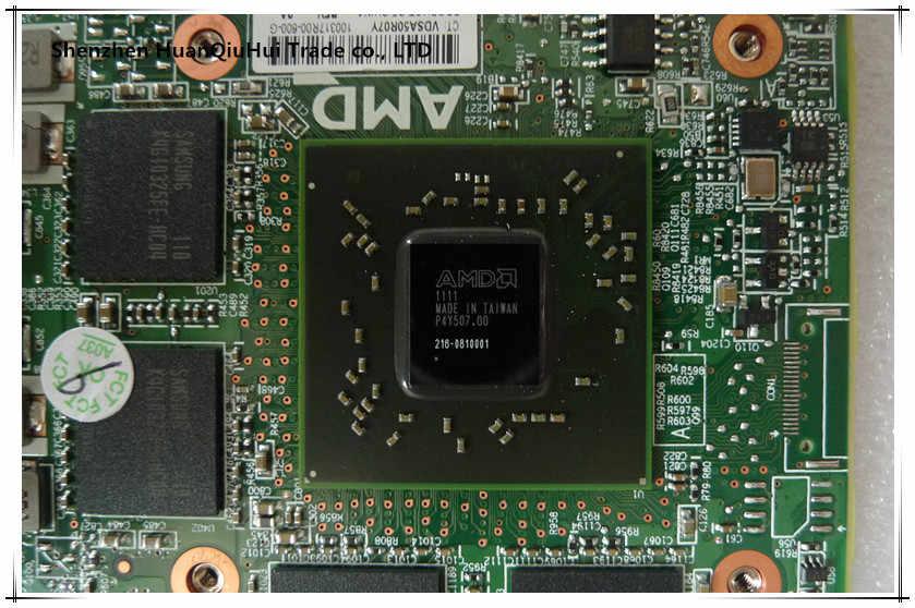 HD6770M HD6770 HD 6770 M 216-0810001 بطاقة جرافيكس DDR5 1 GB MXM VGA بطاقة الفيديو ل HP