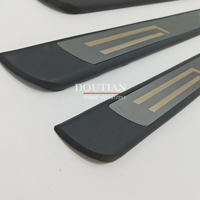 DOUTIAN Stainless Steel Scuff Plate Door Sill Trim Car Accessories Car Styling For Volkswagen VW Tiguan