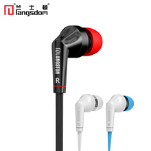 Original Langsdom JD88 Stereo Earphone Noise Canceling Headset Hifi Earbuds Bass Ear phones with microphone for Phone MP3