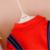 1-4years Crianças conjunto de Roupas 2 pcs Meninos roupas Camisa + Calças tarja crianças formais roupas de Algodão meninas do bebê ternos de casamento