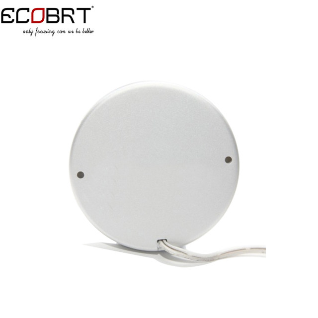 Merveilleux ECOBRT 12volt Mini Led Under Cabinet Lights Lamps Aluminum Kitchen Light  Dc9.5 30v 2w Led Lamps Battery Operated 2pcs/lot
