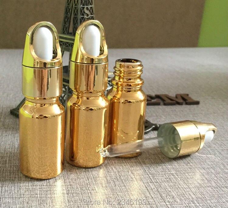 10ML 15ML 20ml 30ml Sare de ulei esențial de aur, cu sticlă de - Instrumente pentru îngrijirea pielii
