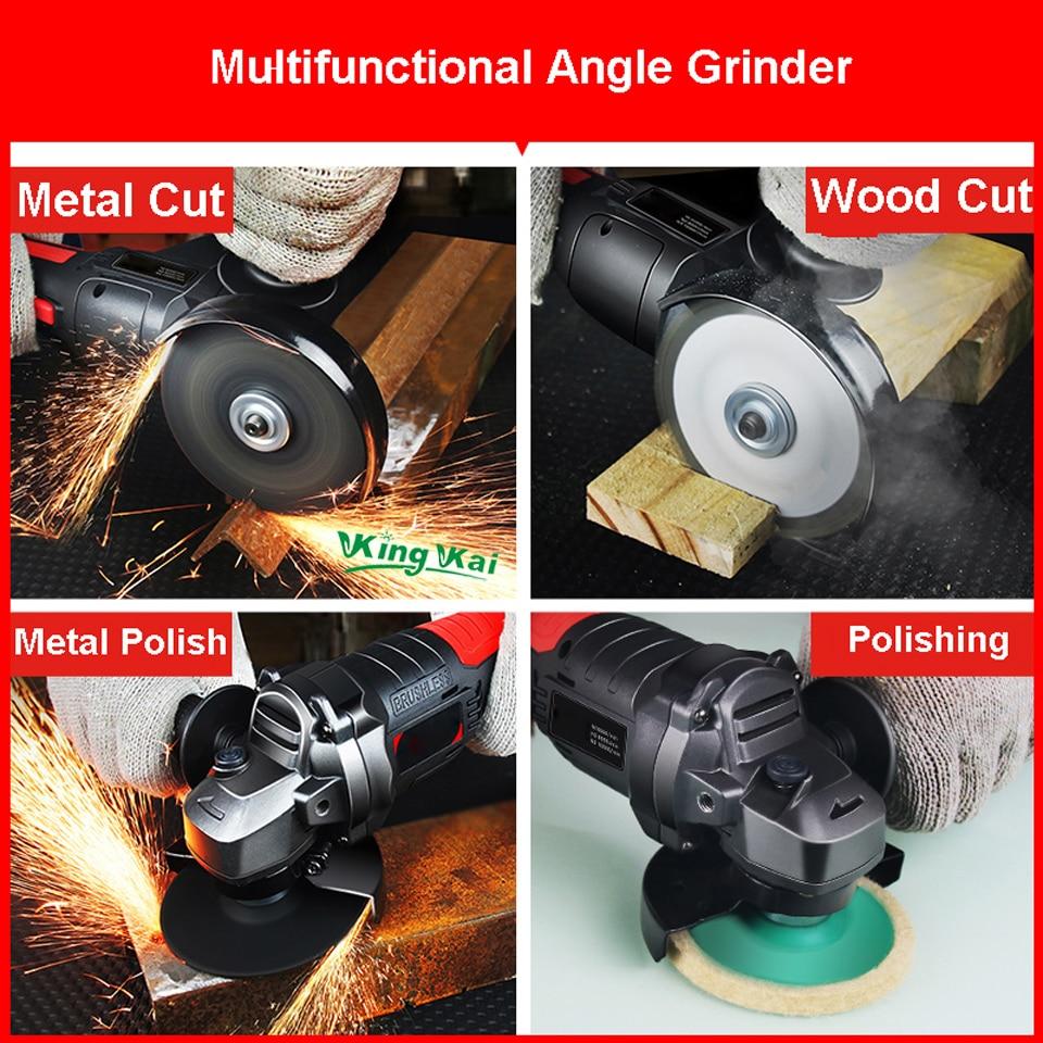 Brushless Cordless Battery Sand Polish Cut Angle Grinder-01 (16)