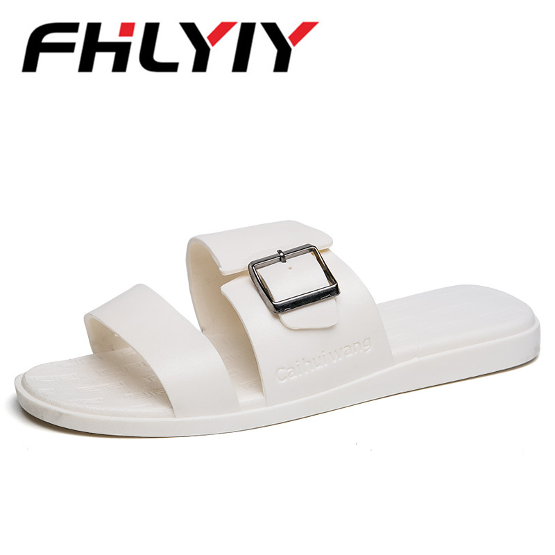 6cad20c3d Men Luxury Brand Flip Flops Soft Comfortable Microfiber Leather Slippers  Beach Slipper Flip Flop Summer Shoe For Men Zapatos -in Flip Flops from  Shoes on ...