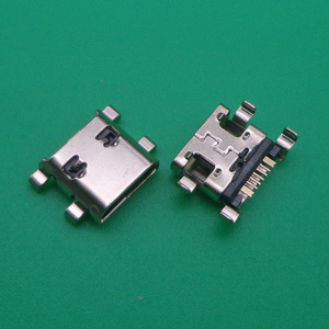 Image 2 - 100 piezas 7 PIN 5 pies Conector Micro USB a hembra jack para Samsung P5200 i9200 S7562 GT S7562 I8190 S3 I8160 S7560