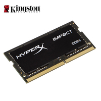 Kingston HyperX Laptop memory 4gb 2400MHz DDR4 ram Single Module DDR4 2400 CL14 260 Pin