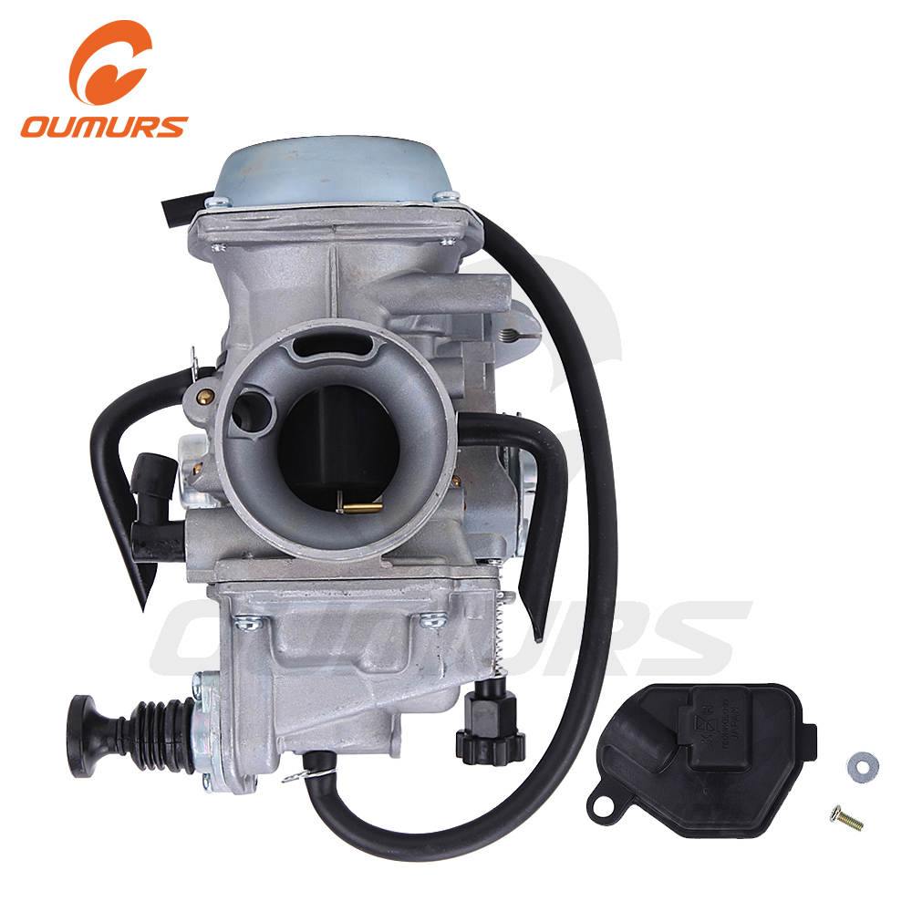 OUMURS Motorcycle ATV <font><b>Carburetor</b></font> Carb Kits For Honda Rancher 350, Foreman <font><b>450</b></font> TRX350 <font><b>450</b></font> ES FE FMTE TM CARB Motor Accessories image