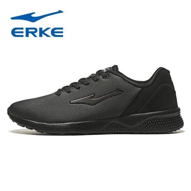 Ерке Демисезонный Для мужчин кроссовки 2018 Для мужчин кроссовки тенденции спортивная обувь для бега кроссовки zapatillas hombre Депортива