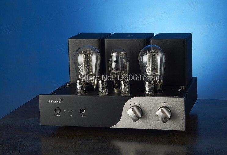 PSVANE 300B слияния несимметричный ламповый усилитель 274B выпрямитель трубка 6N11 трубки Hifi стерео аудио 220 В