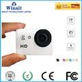 WINAIT de hd 1080 p cámara impermeable de la acción con 2.0 ''TFT display regalo caja de la cámara de los deportes envío gratis
