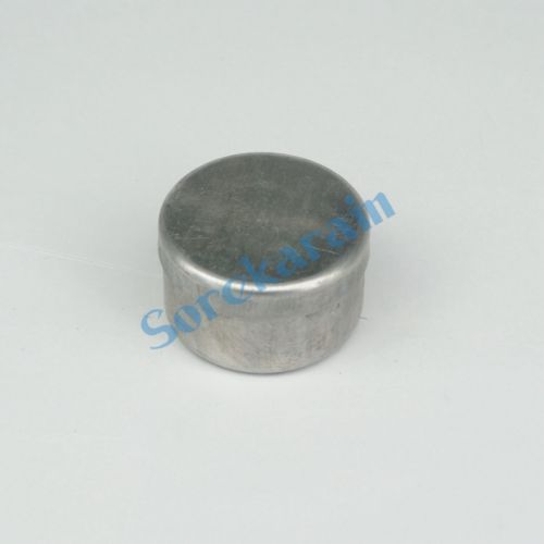 40x25mm Diam X Height Soil Weighing Moisture Measuring Aluminium Box Can For Lab