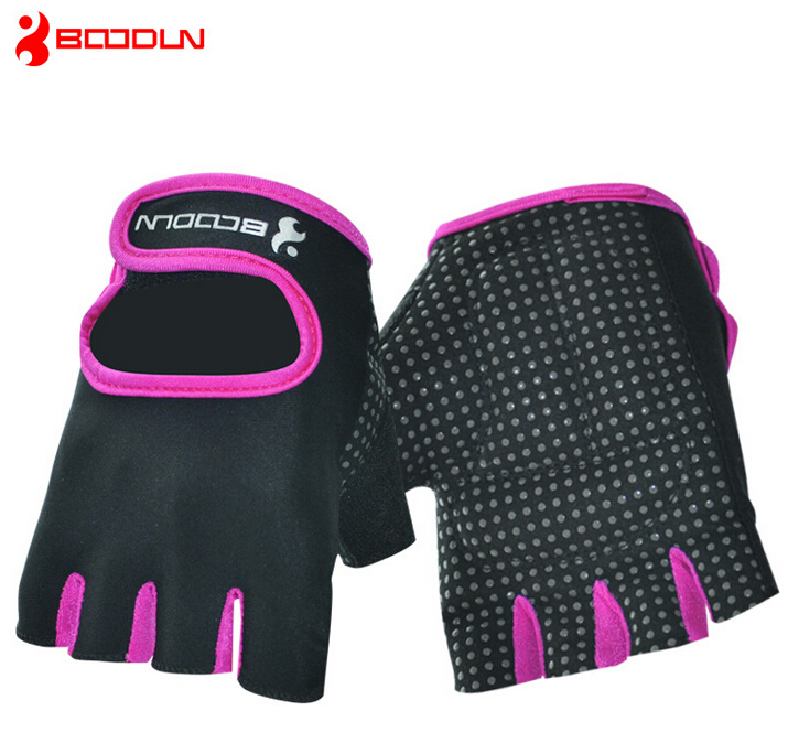 Boodun Summer Breathable Weightlifting Dumbbell Exercise Training Gym Sports font b Gloves b font For Men