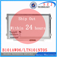 New 10 1 Inch Slim LED Screen Display B101AW06 LTN101NT05 N101I6 B101AW02 Hsd101pfw4 For ACER ASPIRE