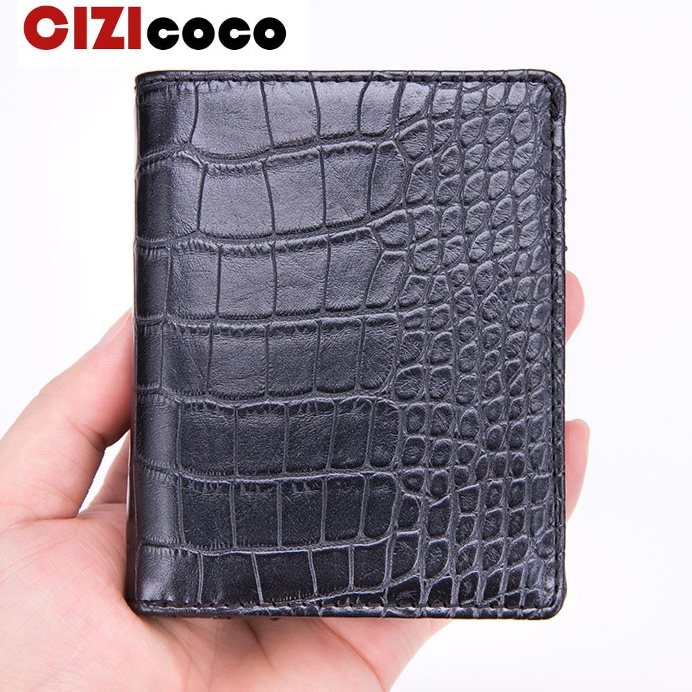 Cizicoco 2019 Aluminum Wallet Credit Card Holder Metal with RFID Blocking Multifunction Travel Case