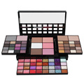 74 color collapsible Babolat Palette eye shadow trimming blush combination plate easy to color is not blooming