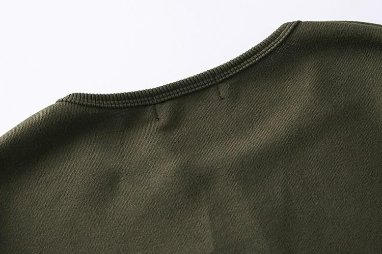 Cross Printed Hip Hop Sweatshirt Men 17Spring Streetwear Curved Hem Side Zipper Plain Mens Sweatshirts and Hoodies Man Clothes 36