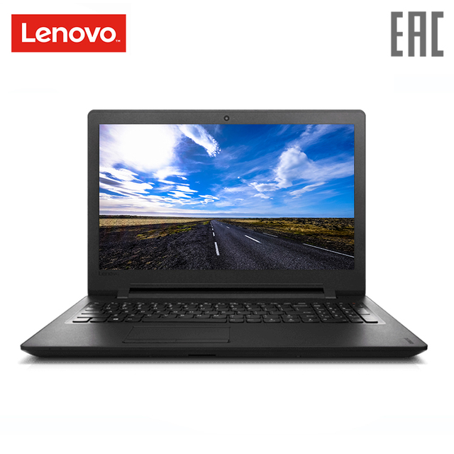 Ноутбук Lenovo 110-15IBR 15.6/N3060/2 ГБ/500 ГБ/Intel HD 400/noodd/Win10 /черный (80T700C0RK)