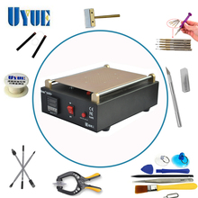 UYUE 948Q+ Max 11 inches Lens Glass Repair Built-in Vacuum Pump Mobile Phone LCD Touch Screen Separator Machine