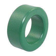 IMC Горячая 36 мм внешний диаметр зеленый Железный индуктор катушки тороидных ферритовых сердечников