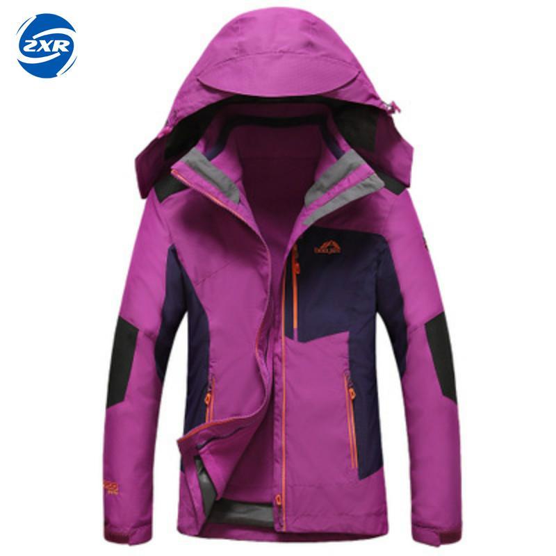Women Winter Fleece Jacket Outdoor Sport Mountainskin Waterproof Coats Hiking Skiing Camping Female Jackets