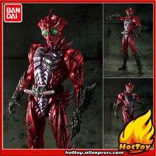 100% Original BANDAI espíritus Tamashii las Naciones Unidas SIC/SUPER imaginativo CHOGOKIN figura de acción Kamen Rider alfa