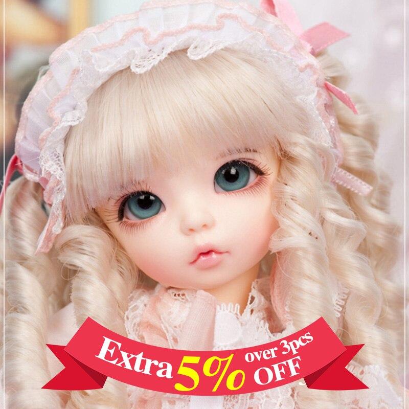Littlefee анте костюм Fullset BJD куклы Fairyland YoSD 1/6 FL напи Dollmore Luts сладкий подарок для мальчиков и девочек
