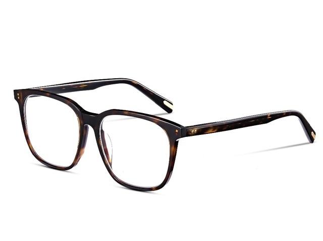 X LARGE square eyeglasses frames Vintage optical myopia women and ...