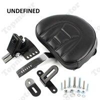 Motorcycle Accessories Adjustable Plug In Driver Rider Backrest Kit Motorbike For Harley Electra Glide Road King UNDEFINED