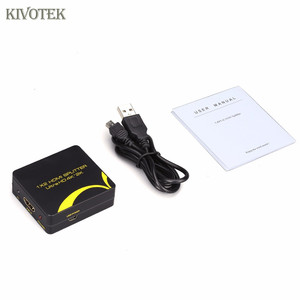 Image 5 - 4K x 2K MINI 1 Trong 2 Ra 1x2 HDMI 4K SPLITTER Adapter, nguồn USB Hỗ Trợ HDTV 3D, HD1080P Cho STB DVD HDTV Chiếc Miễn Phí Vận Chuyển
