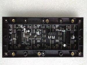 Image 3 - 2pcs free shipping led module p2.5 64x32 , high brightness p2.5 indoor led sign module 32x64 hub75 rgb led matrix