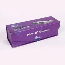 144Hz DLP Shutter Aktif Obtüratör 3D Gözlük için BenQ W1075 W1500 W1070 W750 W1080ST uyumlu Optoma SHARP Acer Epson ve böylece