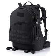 Camouflage Large 45L Backpack