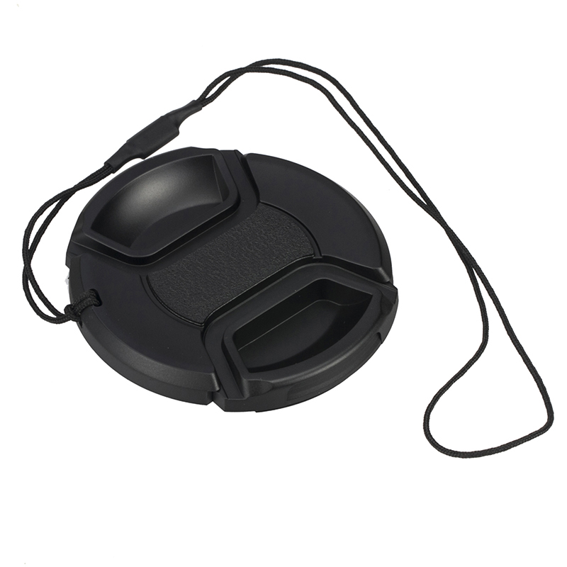 Snap-on Front Lens Cap Cover Protective Anti-dust for canon 80D 70D 77D 800D 760D 750D 60D 200D 100D 1300D EOS M M2 M3 M5 M6 M10