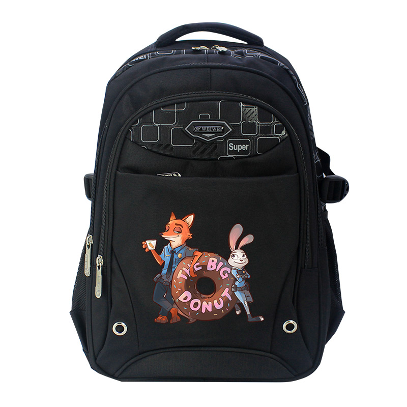 Backpacks Zootopia Bag Kids Backpack For Boys Judy Hopps Nick Wilde Zootropolis Children School Bags For Girls mochila Teenager стоимость