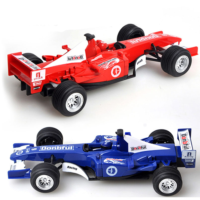 1:24 Equation Car Model Alloy F1 Car Model Pull Back Mini Car Metal Diecast Collection Kids Boy Gift Simulation Cars Models Toys