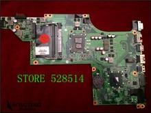 Wholesale 637212-001 Laptop Motherboard for HP Pavilion DV6-3000 dv6-3100 100% Tested