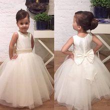 Promoción de Grandes Vestidos De Niña De Las Flores Compra