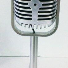 micrófono para pc RETRO VINTAGE