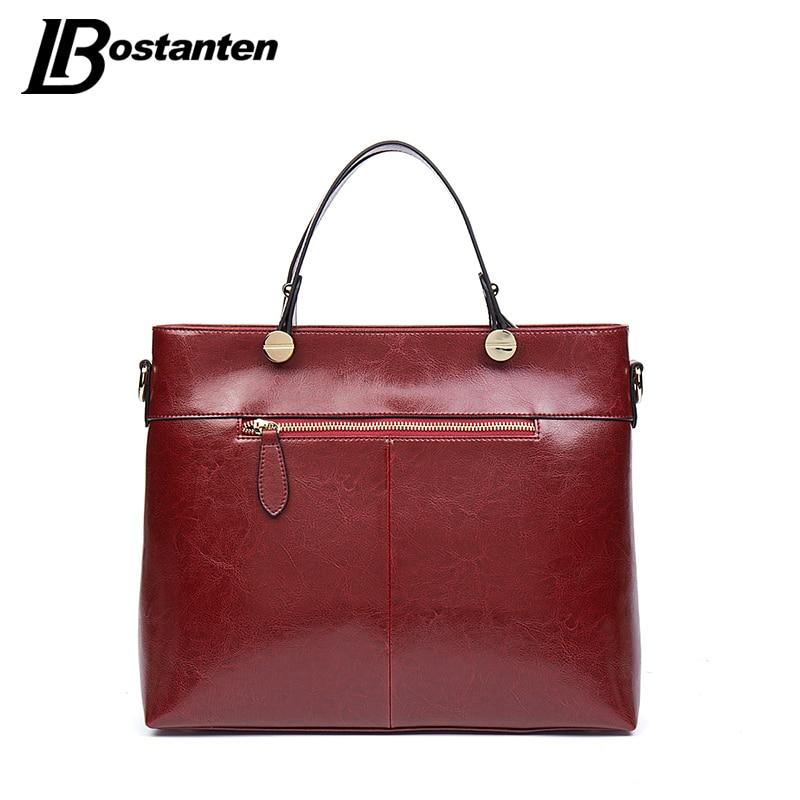 BOSTANTEN bolsos de diseño de alta calidad bolso de las mujeres de - Bolsos - foto 4