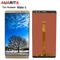 AAA Quality 1pcs LCD For Huawei Mate 8 LCD Display Touch Screen Screen Digitizer Assembly Replacement