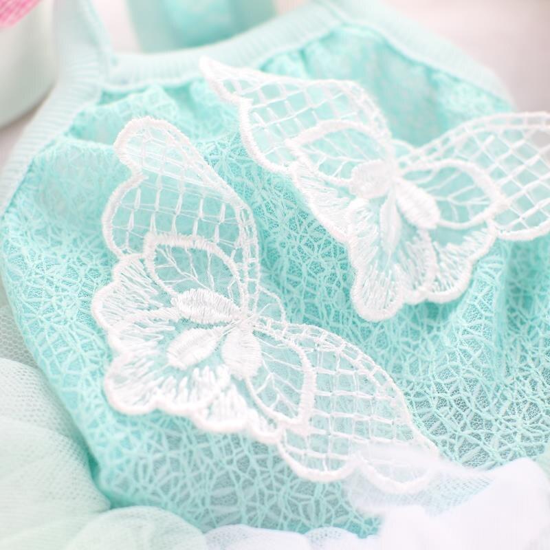 Princess Cotton Butterfly Angle kutya ruha Pet Products Ruházat - Pet termékek - Fénykép 5