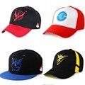 Tampão da forma do chapéu da menina do menino bordado caráter estilo linda casquette snapback bonés de beisebol dos homens das mulheres de esportes casuais novidade